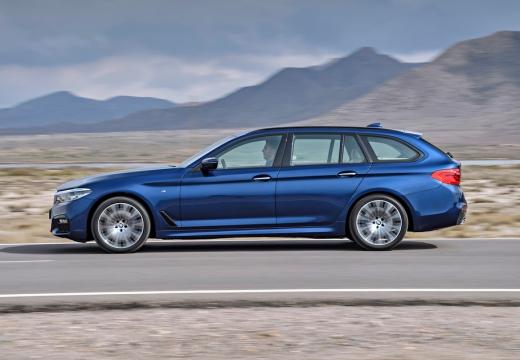 BMW 530i Touring Aut. (seit 2017) Seite links