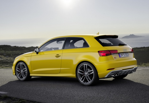 Audi A3 1.0 TFSI (seit 2016) Heck + links