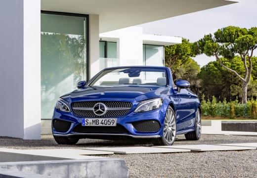 Mercedes-Benz C 180 Cabrio (seit 2016) Front