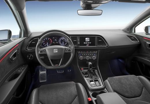 Seat Leon SC 2.0 TSI Start&Stop (seit 2017) Armaturenbrett