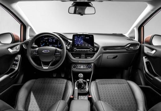 Ford Fiesta 1.1 (seit 2017) Armaturenbrett
