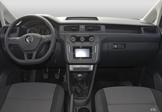 VW Caddy 1.2 TSI (5-Si.) (2016-2016) Armaturenbrett