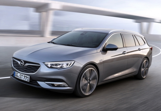 Opel Insignia Sports Tourer 1.5 Direct InjectionTurbo (seit 2017) Front + links