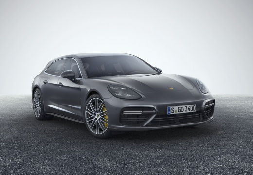 Porsche Panamera 4 Sport Turismo (2017-2017) Front + rechts