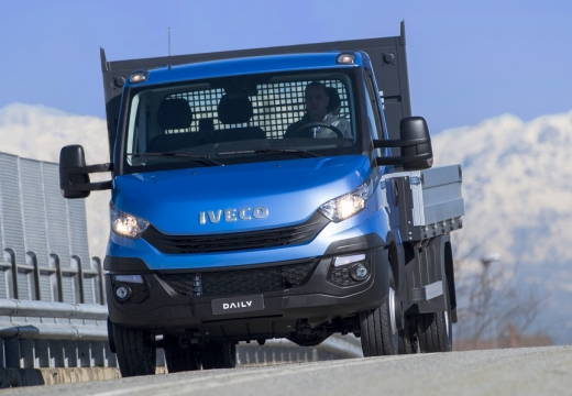Iveco 33 S 12 (seit 2016) Front
