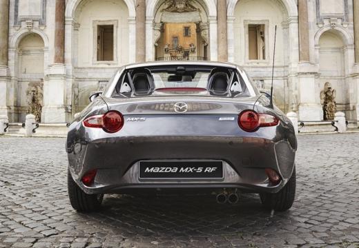 Mazda MX-5 SKYACTIV-G 160 (seit 2015) Heck