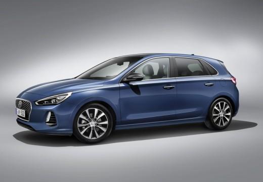 Hyundai i30 1.0 T-GDI (2016-2016) Seite links