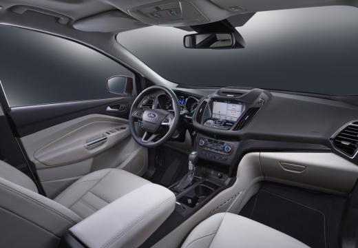 Ford Kuga 1.5 EcoBoost 2x4 (seit 2016) Innenraum