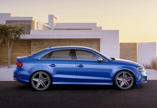 Audi A3 1.0 TFSI (seit 2016) Seite rechts