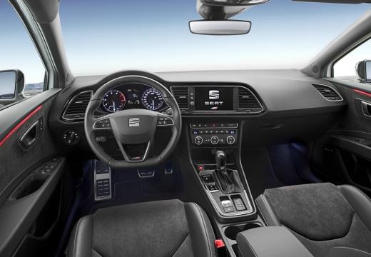 Seat Leon ST 2.0 TSI Start&Stop (2017-2017) Armaturenbrett