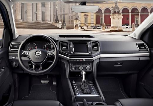 VW Amarok 3.0 TDI 4MOTION (seit 2016) Armaturenbrett