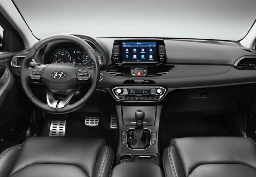 Hyundai i30 1.0 T-GDI (2016-2016) Armaturenbrett