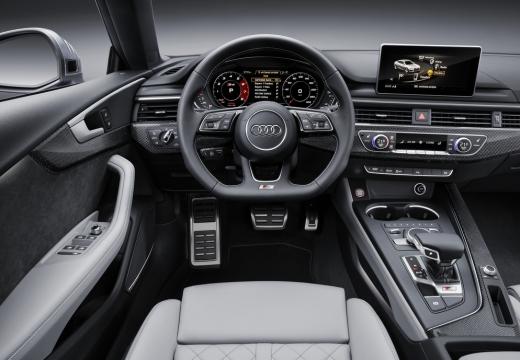 Audi S5 Sportback 3.0 TFSI quattro tiptronic (seit 2016) Armaturenbrett