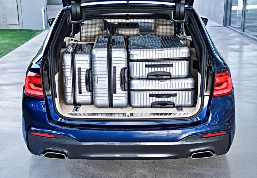 BMW 530i Touring Aut. (seit 2017) Laderaum