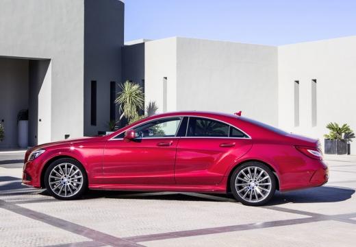 Mercedes-Benz CLS 400 7G-TRONIC (2014-2014) Seite links