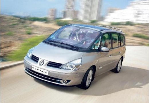 Renault Espace 2.0 (2006-2012) Front + links