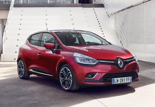 Renault Clio 1.2 16V 75 (seit 2016) Front + rechts