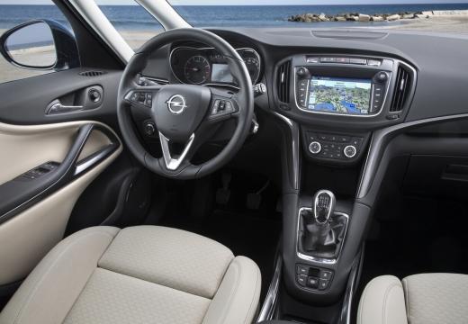 Opel Zafira 1.4 Turbo (seit 2016) Armaturenbrett
