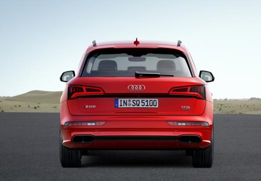Audi SQ5 3.0 TFSI quattro tiptronic (2017-2017) Heck
