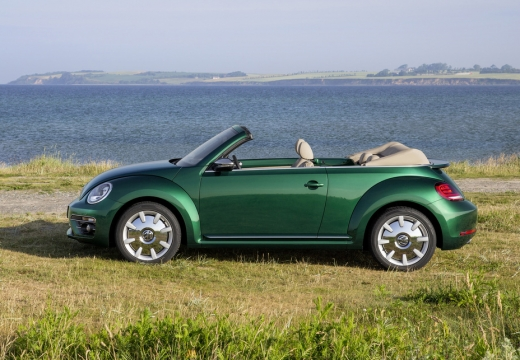 VW The Beetle Cabriolet 1.2 TSI BlueMotion Technology (seit 2016) Seite links