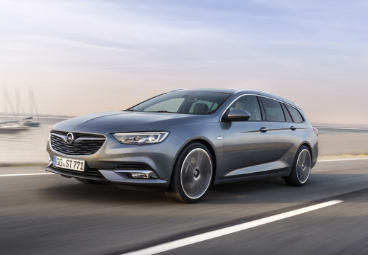 Opel Insignia Sports Tourer 1.5 Direct InjectionTurbo (seit 2017) Front + rechts