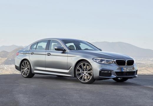 BMW 530i Aut. (seit 2016) Seite rechts
