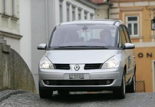 Renault Espace 2.0 (2006-2012) Front