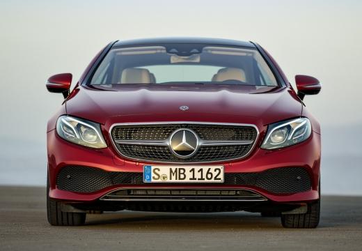 Mercedes-Benz E 200 Coupe 9G-TRONIC (seit 2016) Front