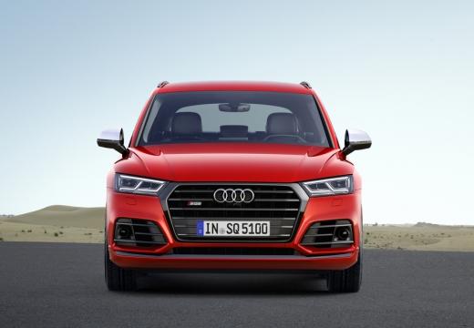 Audi SQ5 3.0 TFSI quattro tiptronic (2017-2017) Front