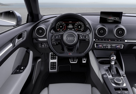 Audi A3 1.0 TFSI (seit 2016) Armaturenbrett