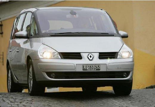 Renault Espace 2.0 dCi (2007-2008) Front + rechts