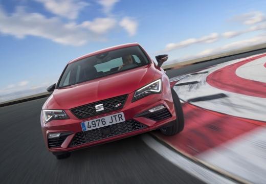 Seat Leon SC 2.0 TSI Start&Stop (seit 2017) Front