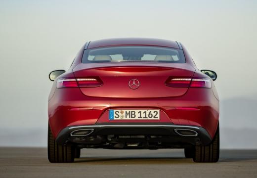 Mercedes-Benz E 200 Coupe 9G-TRONIC (seit 2016) Heck