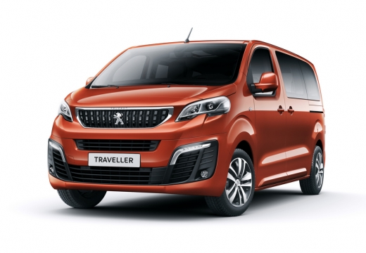 Peugeot Traveller L1 1.6 BlueHDi 115 (2016-2016) Front + links