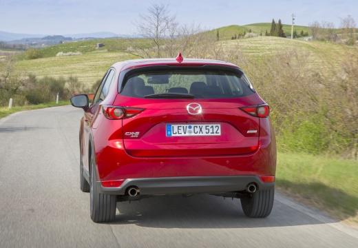 Mazda CX-5 SKYACTIV-G 160 AWD (seit 2017) Heck