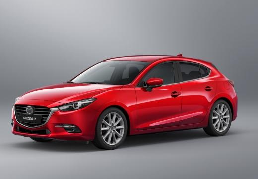Mazda 3 SKYACTIV-G 100 (2016-2016) Front + links