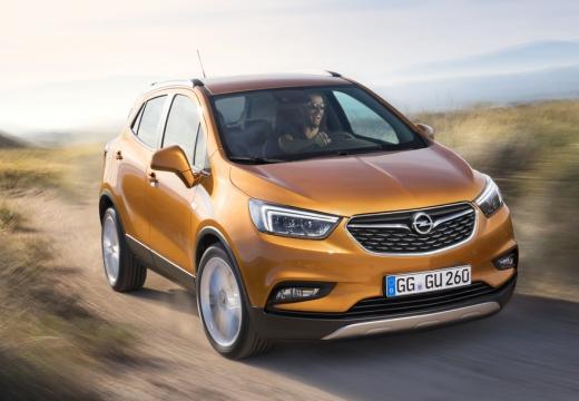 Opel Mokka X 1.6 ecoFLEX Start/Stop (seit 2016) Front + rechts