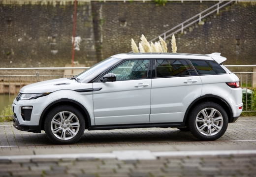Land Rover Range Rover Evoque Si4 (seit 2015) Seite links