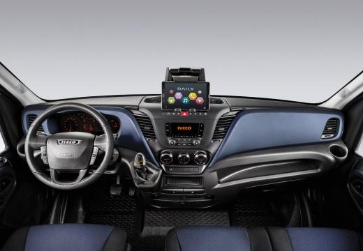 Iveco 33 S 14 V (seit 2016) Armaturenbrett