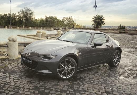 Mazda MX-5 SKYACTIV-G 160 (seit 2015) Front + links