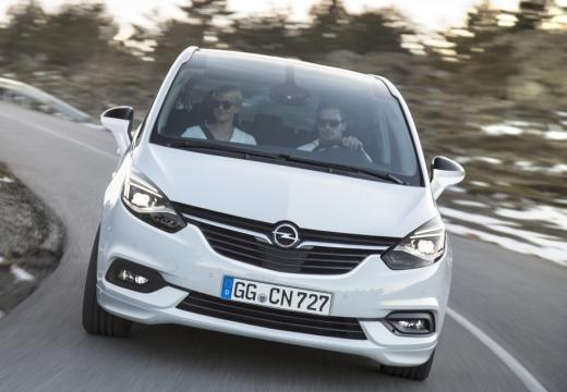Opel Zafira 1.4 Turbo (seit 2016) Front