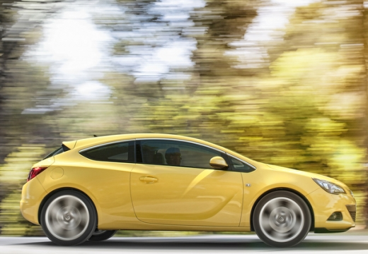 Opel Astra 1.4 (2009-2013) Seite rechts