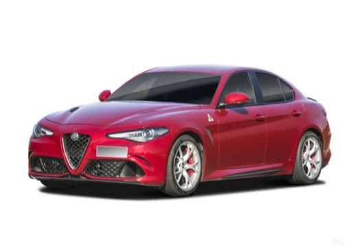 Alfa Romeo Giulia 2.9 V6 Bi-Turbo (2016-2016), 510 PS