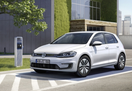 VW e-Golf (2017-2017) Front + links
