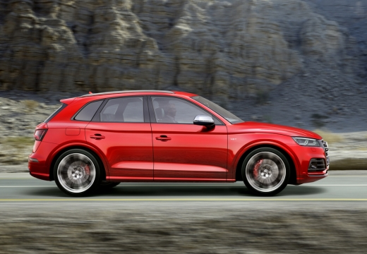 Audi SQ5 3.0 TFSI quattro tiptronic (2017-2017) Seite rechts
