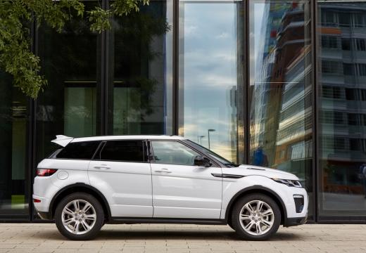 Land Rover Range Rover Evoque Si4 (seit 2015) Seite rechts