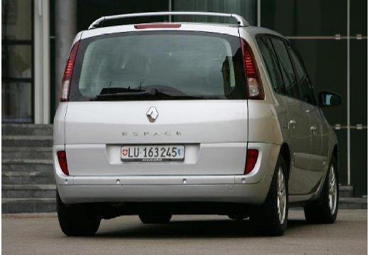 Renault Espace 2.0 (2006-2012) Heck + rechts
