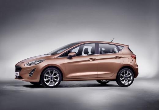 Ford Fiesta 1.1 (seit 2017) Seite links