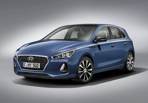 Hyundai i30 1.0 T-GDI (2016-2016) Front + links