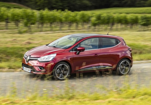 Renault Clio 1.2 16V 75 (seit 2016) Seite links